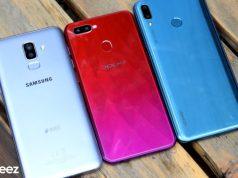 Huawei Y9 versus OPPO F9