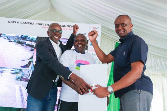 Safaricom FTTH CCTV