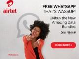 Airtel Free WhatsApp