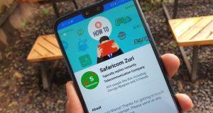 Safaricom Zuri