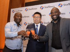 new startimes kenya ceo