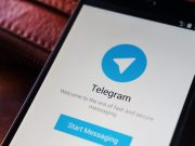 Telegram messenger unsend message feature
