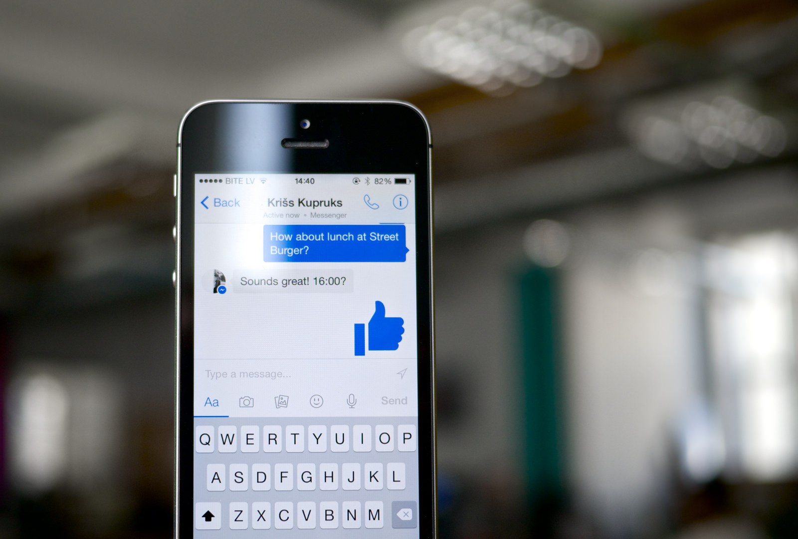 Facebook To Kill Its Messenger App