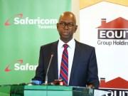 Safaricom CEO, Bob Collymore