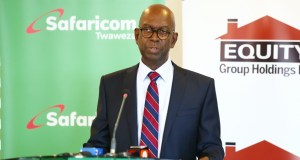 Safaricom CEO, Bob Collymore