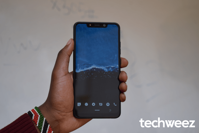 Tecno Spark 3 android q beta