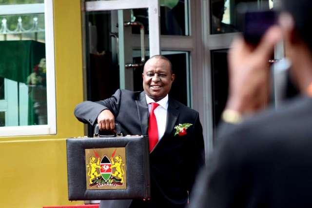 Kenya Budget