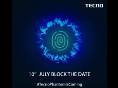 tecno phantom teaser