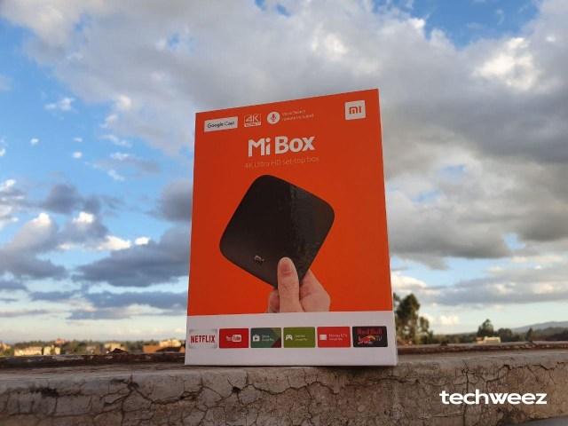 Mi Box 3 Package