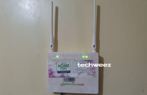 Home Fibre Router