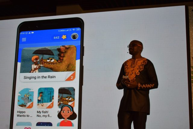 Google Bolo app