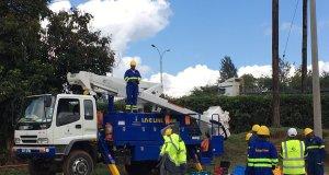 kenya power live line