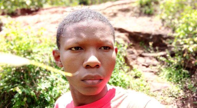 TECNO Spark 4 portrait