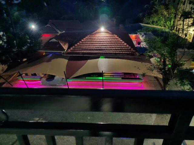 Vivo V17 Pro night mode