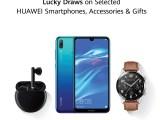 Huawei Lucky Draws