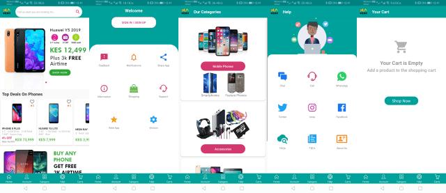 safaricom masoko app for Android