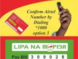 Buy Airtel Airtime mpesa