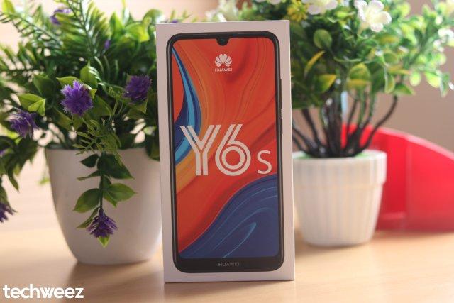 Huawei Y6s Pre-order