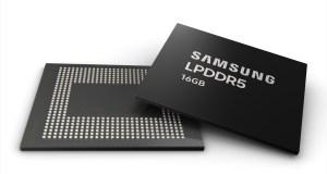 samsung 16GB of RAM