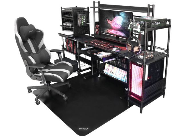 Gaming Chair Setup