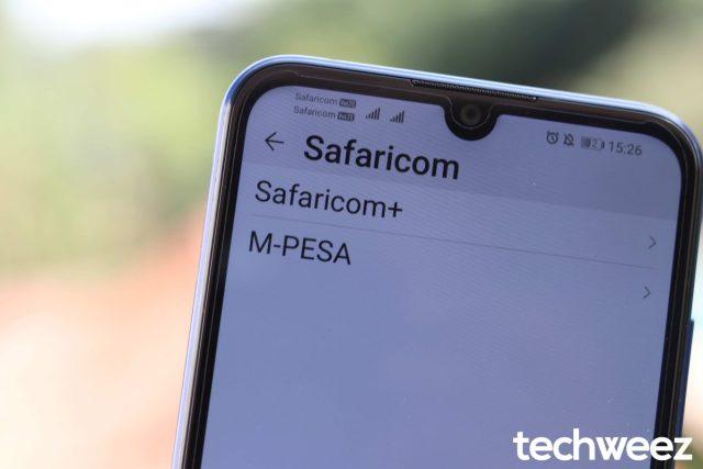 Safaricom MPESA