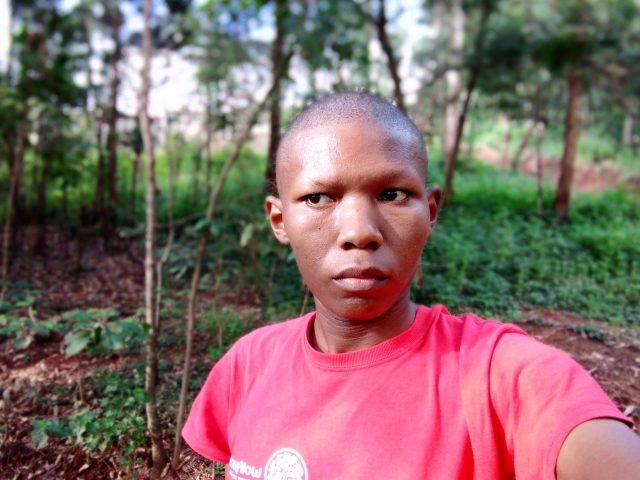 TECNO Spark 5 portrait