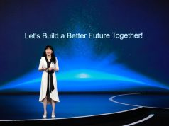 Catherin Chen Huawei Corporate Senior Vice President and Director of the Board