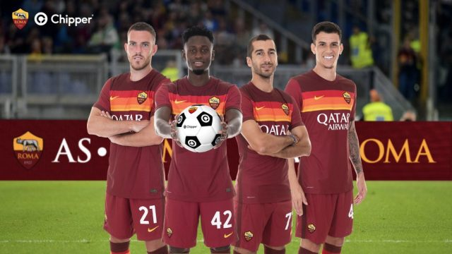 AS Roma Chippercash