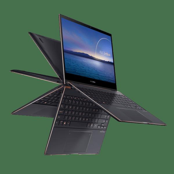ZenBook Flip S_UX371_Ultraslim and 360° convertible design