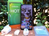 Infinix Hot 10 unboxing
