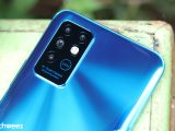 Infinix Note 8 back cameras