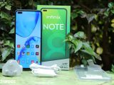 Infinix Note 8 unboxing