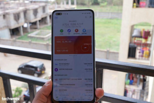 MPESA Standalone App Safaricom