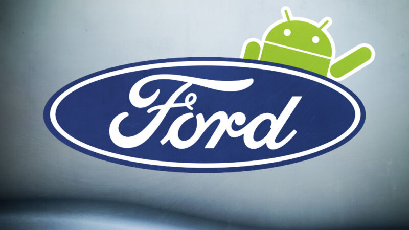 Ford partners with Google to bring Android Auto to the masses