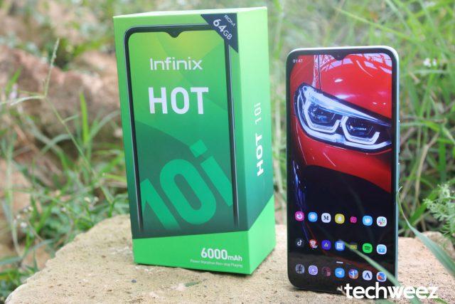 Infinix Hot 10i Review