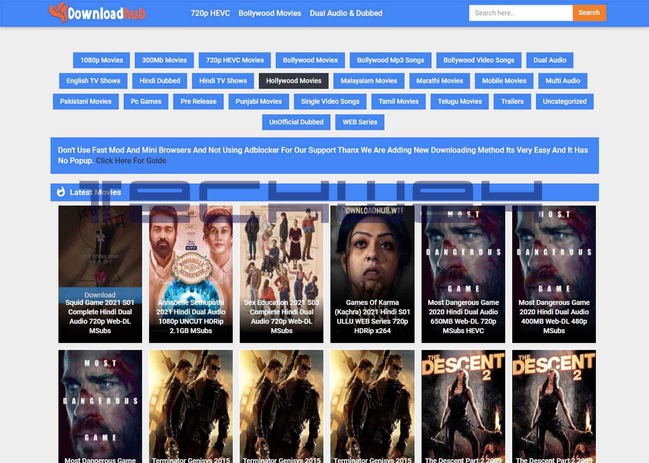 Downloadhub - Free Bollywood Movies Download   Downloadhub.com