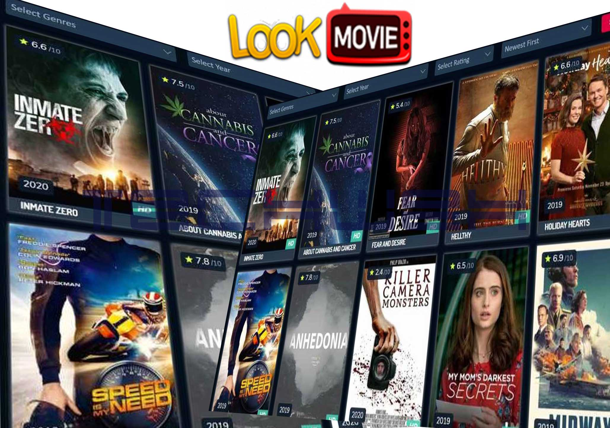 Lookmovie - Is it Safe to Watch Latest Movies and Shows Free on Lookmovie.io