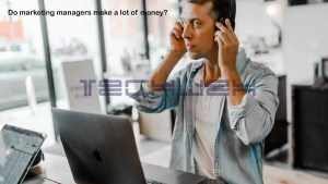 Do marketing managers make a lot of money?