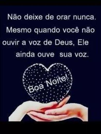 Deus sempre te escuta