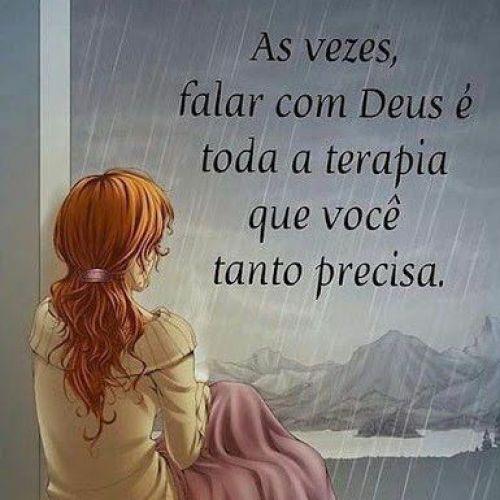 Falar com Deus