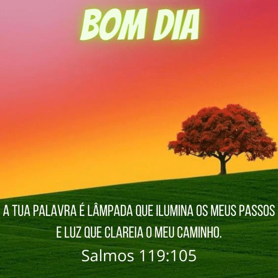 Bom dia com Salmos