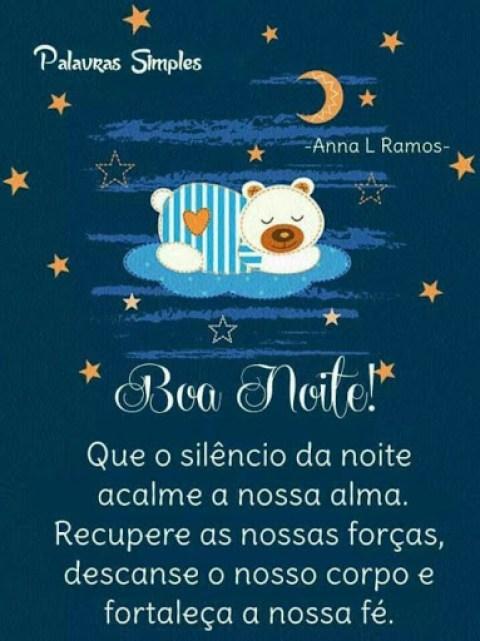 Boa noite com Silêncio