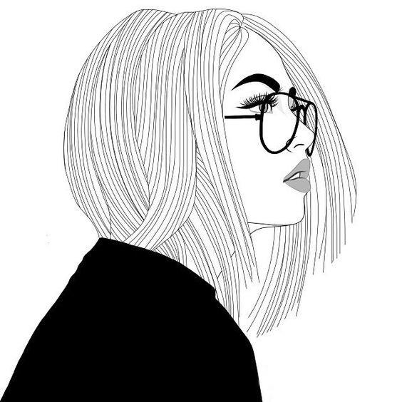Imagem do desenho girl