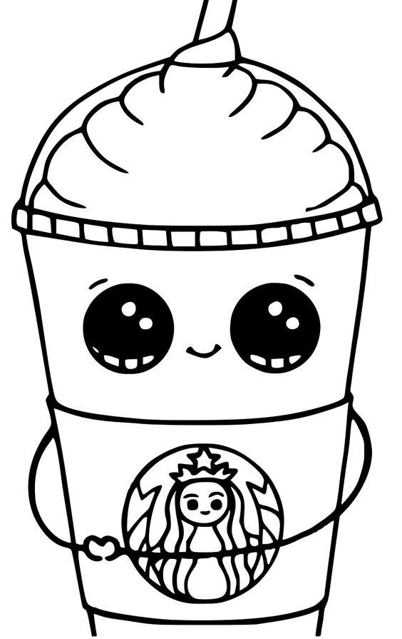 Desenho fofo da tumblr