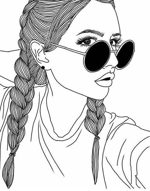 desenho muito tumblr
