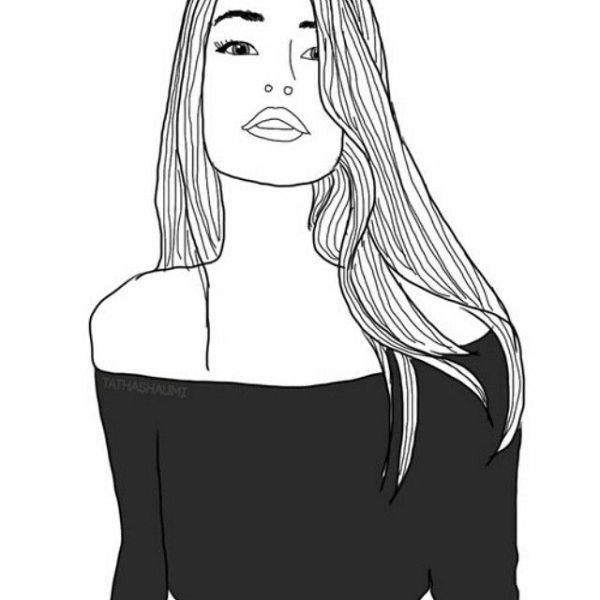 Imagem de desenho tumblr lindo.