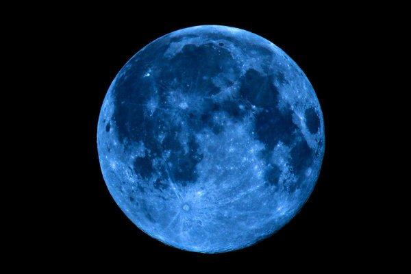 lua vem a tona.