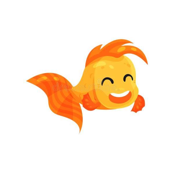 Peixinho lindo para desenhar.