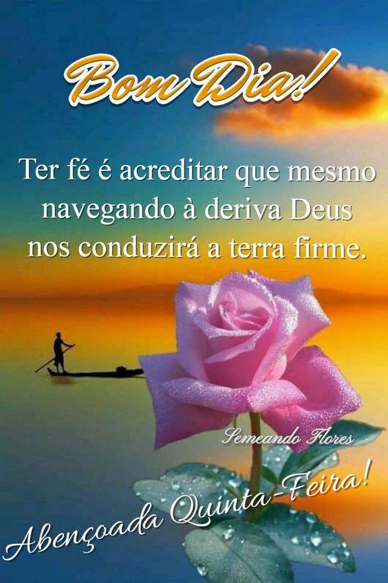 Bom dia com fé