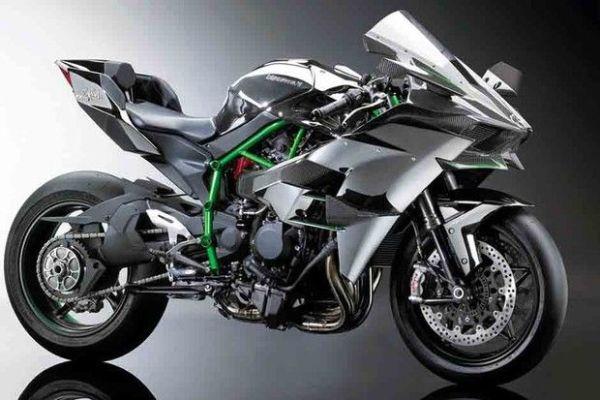 desenvolvida moto H2R